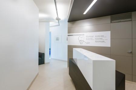 Ufficio dentista Como Polispecialistico Meroni
